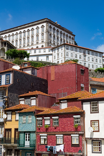 バケーション「The Ribera riverside area of Porto」:スマホ壁紙(18)