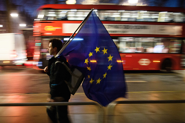 European Union「Supreme Court Rules On Government's Brexit Appeal」:写真・画像(15)[壁紙.com]