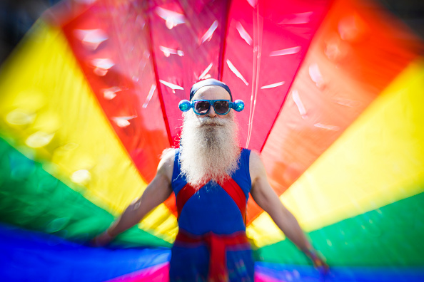 Tristan Fewings「Brighton Pride Parade And Festival」:写真・画像(4)[壁紙.com]
