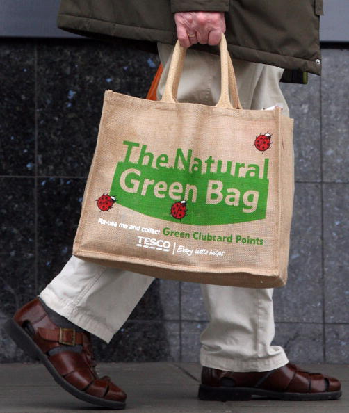 Reusable Bag「Plastic Bags - The Environmental Scourge」:写真・画像(2)[壁紙.com]