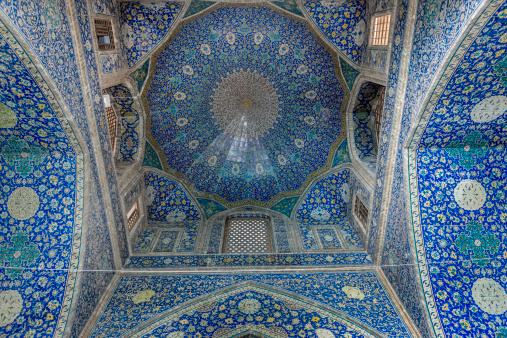 Iranian Culture「The Shah Mosque known as Imam mosque in Esfahan」:スマホ壁紙(3)
