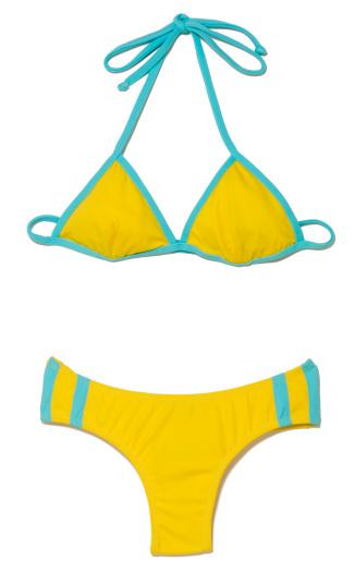 Bikini「Yellow bikini」:スマホ壁紙(11)