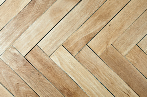 Square Shape「Vintage plain wooden parquet floor」:スマホ壁紙(16)