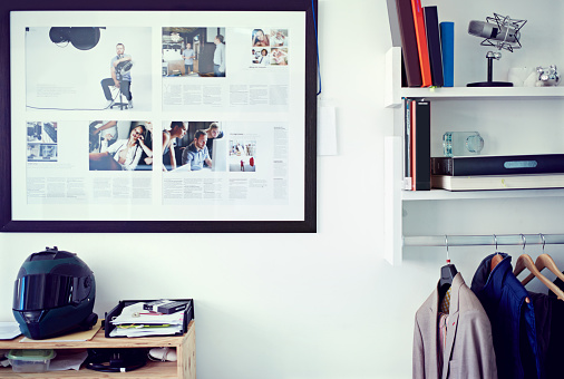 Tidy Room「This office has a personality」:スマホ壁紙(7)