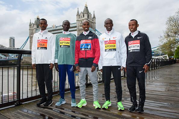 Mo Farah「London Marathon 2019 - Photocalls」:写真・画像(8)[壁紙.com]