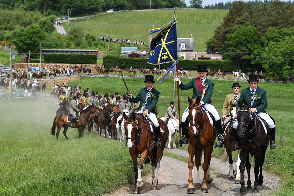 Riding「Hawick Common-Riding Takes Place In The Scottish Borders」:写真・画像(10)[壁紙.com]