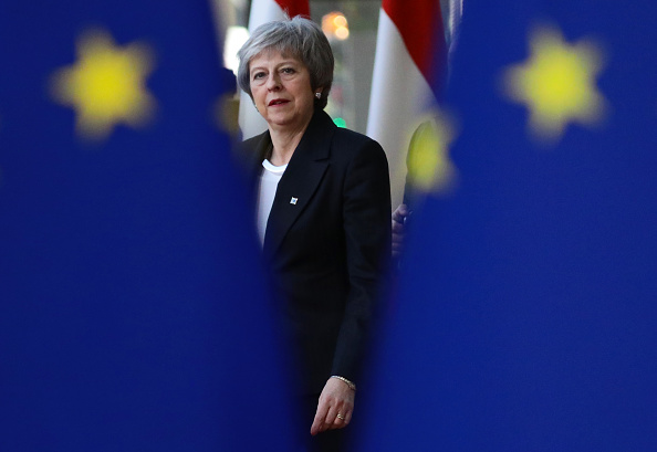 Meeting「Brexit Back On The Agenda At EU Summit」:写真・画像(3)[壁紙.com]