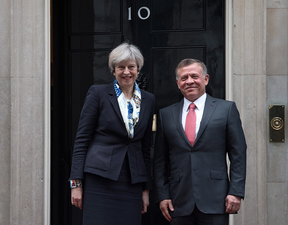 King Abdullah II of Jordan「British Prime Minister Hosts The King Of Jordan」:写真・画像(3)[壁紙.com]