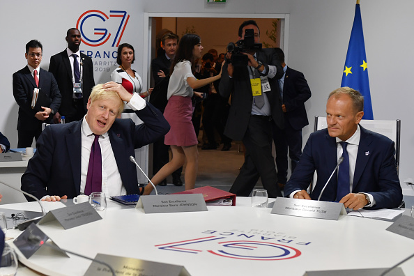 Nouvelle-Aquitaine「Heads Of Government Attend G7 Summit」:写真・画像(19)[壁紙.com]