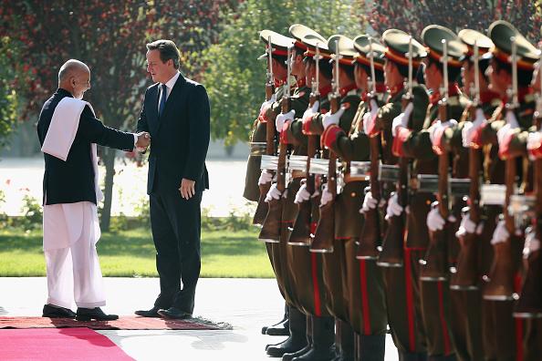 Kabul「David Cameron Visits President Ashraf Ghani」:写真・画像(19)[壁紙.com]