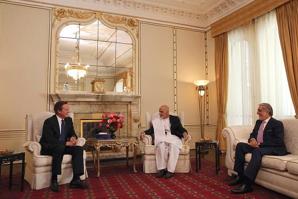 Kabul「David Cameron Visits President Ashraf Ghani」:写真・画像(6)[壁紙.com]