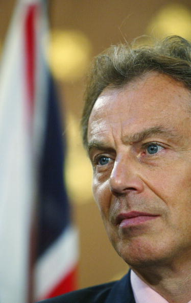 Strategy「Polish President Holds Press Conference With Tony Blair」:写真・画像(8)[壁紙.com]
