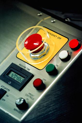 Start Button「Stop Button On Control Panel」:スマホ壁紙(2)