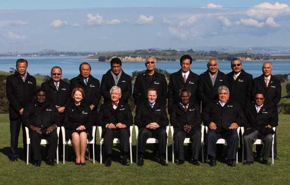 John Cook「42nd Pacific Islands Forum Takes Place In Auckland - Day 3」:写真・画像(12)[壁紙.com]
