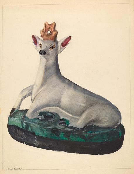 Animal Body Part「Deer Figurine」:写真・画像(17)[壁紙.com]