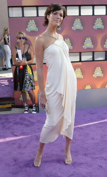 Ruffled Shirt「2002 MTV Music Awards」:写真・画像(3)[壁紙.com]