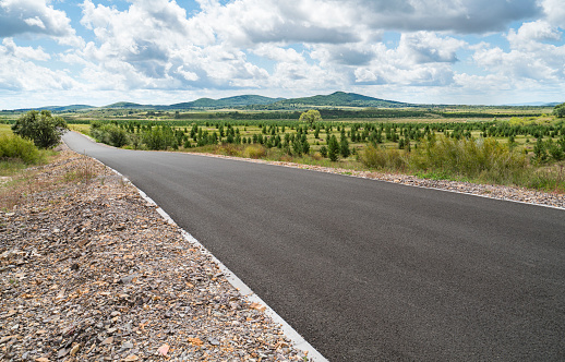 Dividing Line - Road Marking「Road」:スマホ壁紙(18)