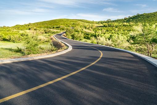 Winding Road「Road」:スマホ壁紙(11)