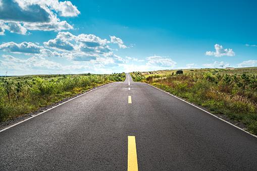 Winding Road「Road」:スマホ壁紙(6)