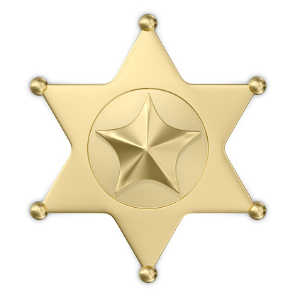 Emergency Services Occupation「Badge Sheriff」:スマホ壁紙(1)