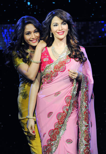 Madhuri Dixit-Nene Unveils Her New Figure At Madame Tussauds London:ニュース(壁紙.com)
