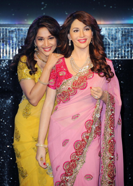 Actor「Madhuri Dixit-Nene Unveils Her New Figure At Madame Tussauds London」:写真・画像(17)[壁紙.com]