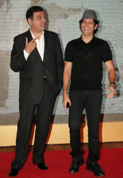 Anil Ambani「Businessman Anil Ambani Holds Bollywood Party」:写真・画像(12)[壁紙.com]