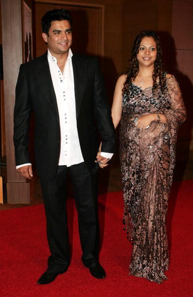 Anil Ambani「Businessman Anil Ambani Holds Bollywood Party」:写真・画像(17)[壁紙.com]