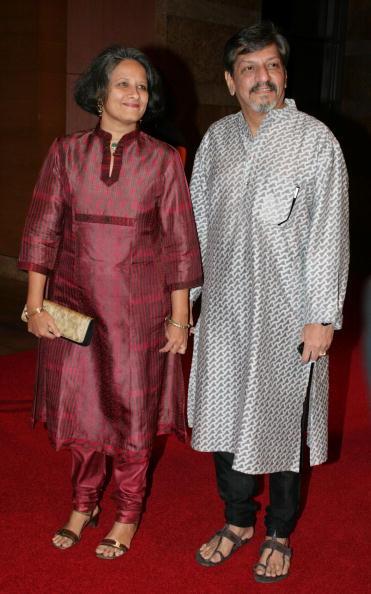 Anil Ambani「Businessman Anil Ambani Holds Bollywood Party」:写真・画像(15)[壁紙.com]