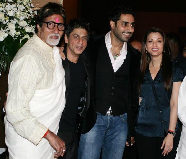 Anil Ambani「Businessman Anil Ambani Holds Bollywood Party」:写真・画像(9)[壁紙.com]