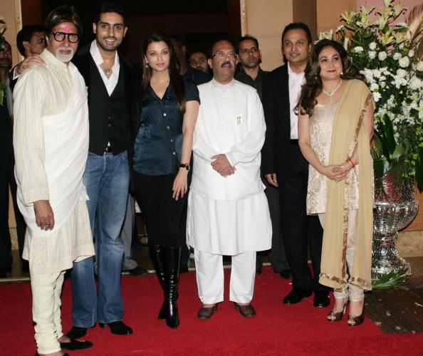 Anil Ambani「Businessman Anil Ambani Holds Bollywood Party」:写真・画像(3)[壁紙.com]