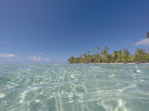 Satisfaction「seascape in Polynesia」:スマホ壁紙(0)