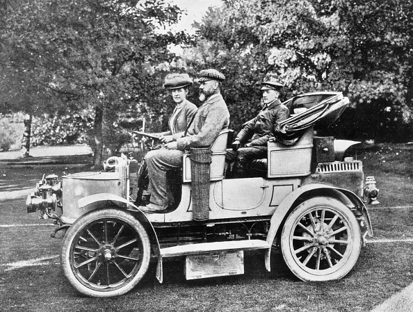 1900-1909「1904 Gardner-Serpollet Steam Car. Creator: Unknown.」:写真・画像(13)[壁紙.com]