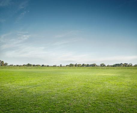 Land「Empty Sports Ground」:スマホ壁紙(11)