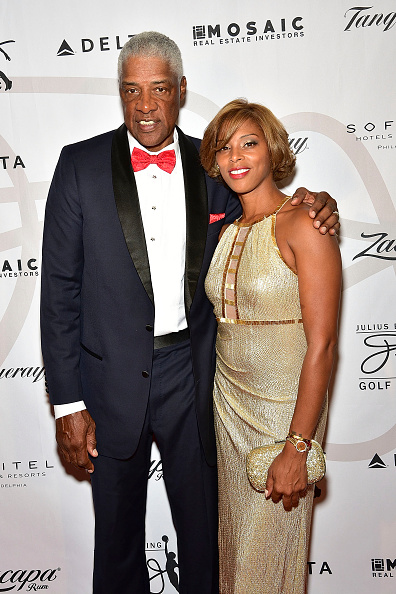 Julius Erving「Julius Erving Golf Classic - Erving Red Carpet & Parings Party」:写真・画像(11)[壁紙.com]