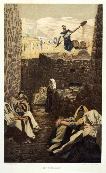 New Testament「The Winnower, Saint Matthew - Chapter 3」:写真・画像(13)[壁紙.com]