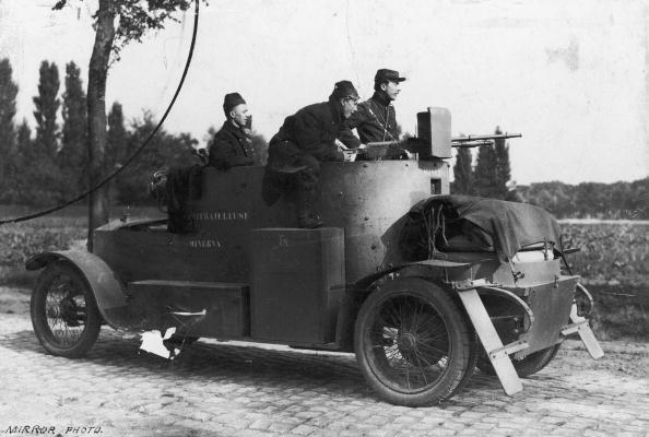 Belgium「Mitrailleuse Tank」:写真・画像(13)[壁紙.com]