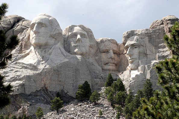 Keystone「Mount Rushmore National Memorial And Keystone, South Dakota Prepare To Host President Trump」:写真・画像(8)[壁紙.com]