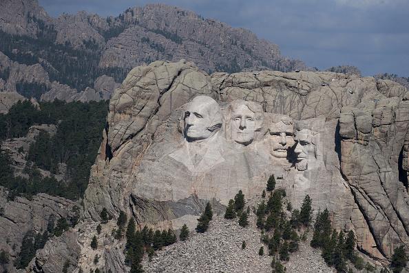Keystone「Mount Rushmore National Memorial And Keystone, South Dakota Prepare To Host President Trump」:写真・画像(13)[壁紙.com]
