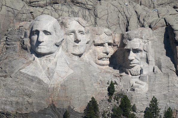 Keystone「Mount Rushmore National Memorial And Keystone, South Dakota Prepare To Host President Trump」:写真・画像(6)[壁紙.com]