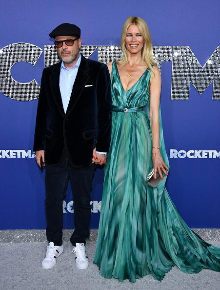 "Claudia Schiffer「""Rocketman"" New York Premiere」:写真・画像(12)[壁紙.com]"