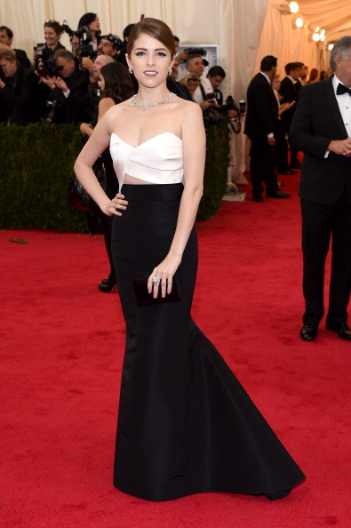 "Strapless Evening Gown「""Charles James: Beyond Fashion"" Costume Institute Gala - Arrivals」:写真・画像(14)[壁紙.com]"