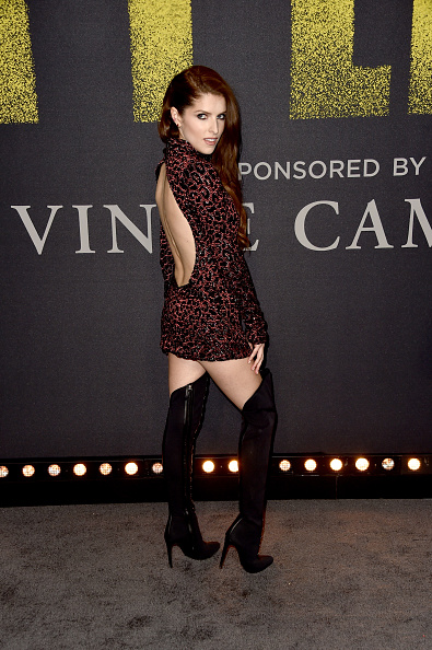 """Alternative Pose「Premiere Of Universal Pictures' """"Pitch Perfect 3"""" - Arrivals」:写真・画像(16)[壁紙.com]"""