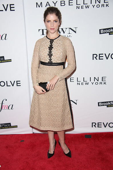 Anna Kendrick「The Daily Front Row Third Annual Fashion Media Awards - Arrivals」:写真・画像(12)[壁紙.com]
