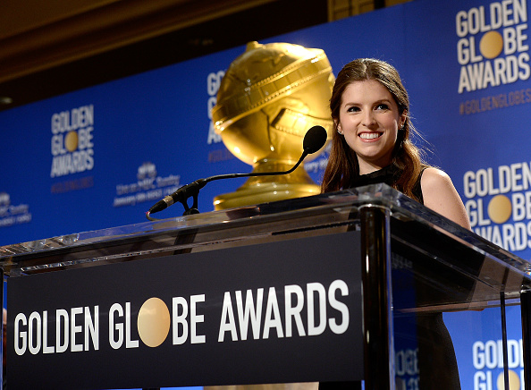 Anna Kendrick「Nominations Announcement For The 74th Annual Golden Globe Awards」:写真・画像(13)[壁紙.com]