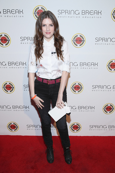 Anna Kendrick「City Year Los Angeles' Spring Break: Destination Education」:写真・画像(13)[壁紙.com]