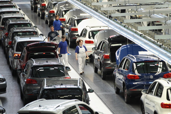 Engineering「Volkswagen Producing Record Number Of Cars」:写真・画像(13)[壁紙.com]