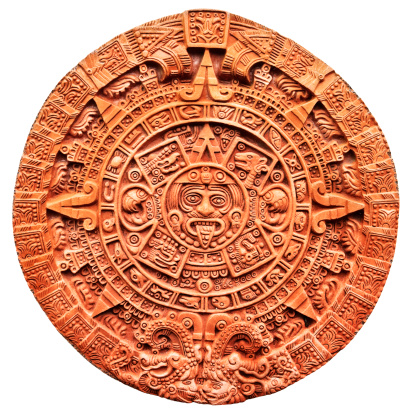 Indigenous Culture「Aztec calendar Stone of the Sun」:スマホ壁紙(10)