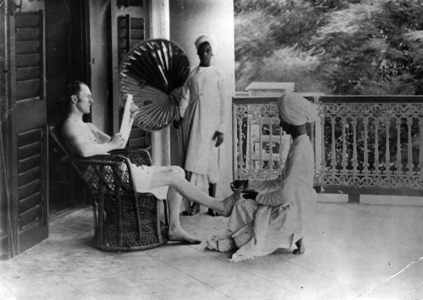 British Culture「Indian Pedicure」:写真・画像(1)[壁紙.com]