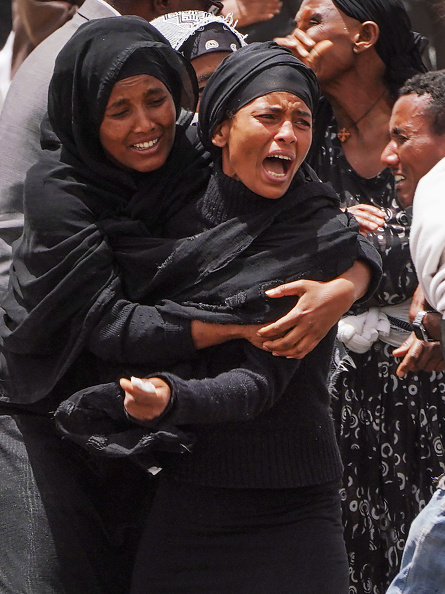 Jemal Countess「Mourners Visit The Crash Site Of Ethiopian Airlines Flight ET302」:写真・画像(12)[壁紙.com]
